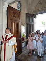 27 mai 2018 à Rosny - 1 communion